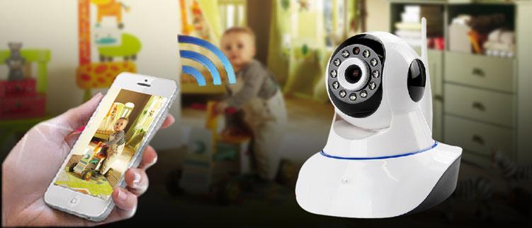 Lắp Đặt camera Ip Wifi Tại Bà Rịa