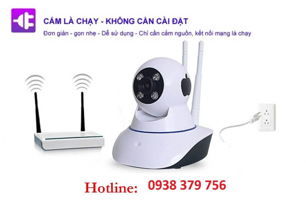 Lắp Đặt camera Ip Wifi Tại Thị Xã Phú Mỹ