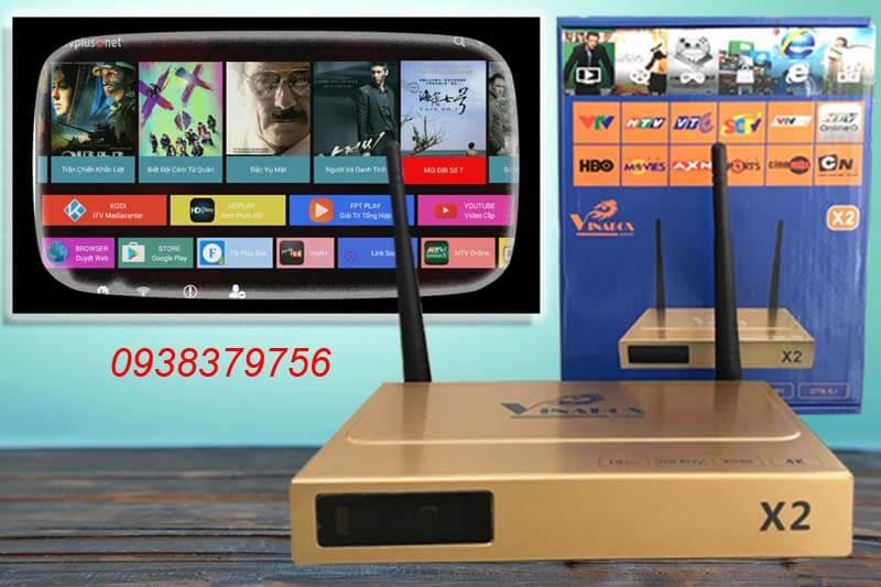 Mua bán Android TV Box chính hãng tại Bà Rịa